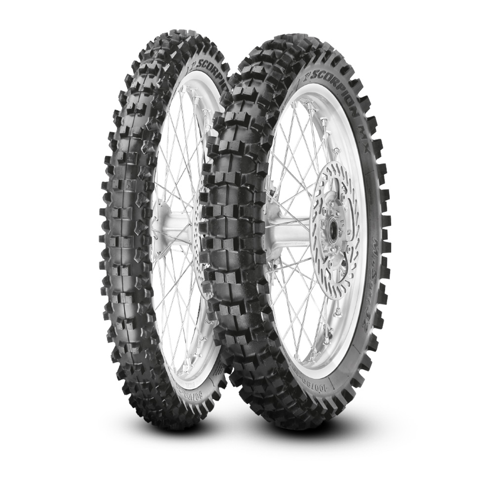 PIRELLI SCORPION MX32 MID SOFT<br>2.50 - 10 NHS 33J