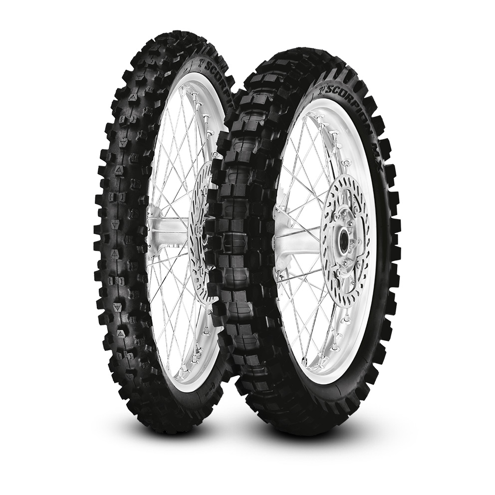 PIRELLI SCORPION MX EXTRA J<br>2.50 - 10 NHS 33J